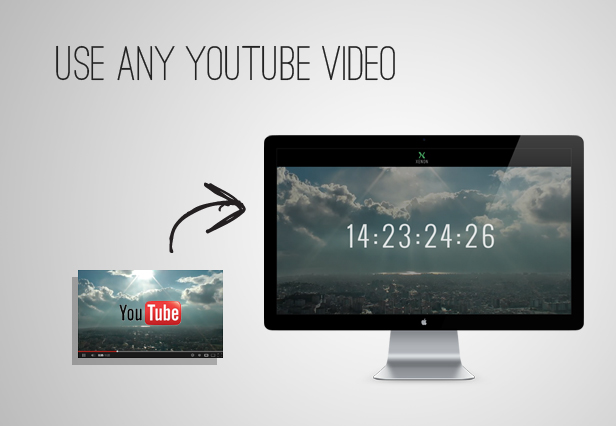 Fullscreen background video